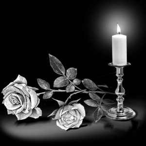 Гравировка-свеча