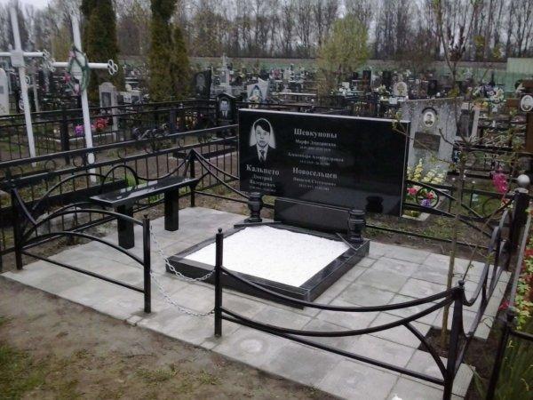 Двойной памятник ДП-003