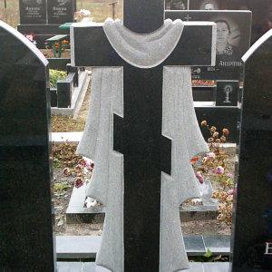 Надгробный крест НК-001
