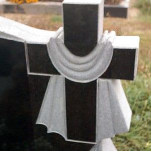 Надгробный крест НК-002