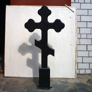 Надгробный крест НК-003