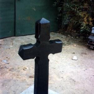 Надгробный крест НК-005