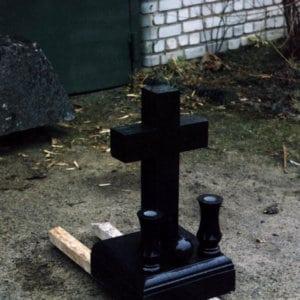 Надгробный крест НК-006
