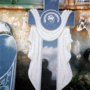 Надгробный крест НК-009