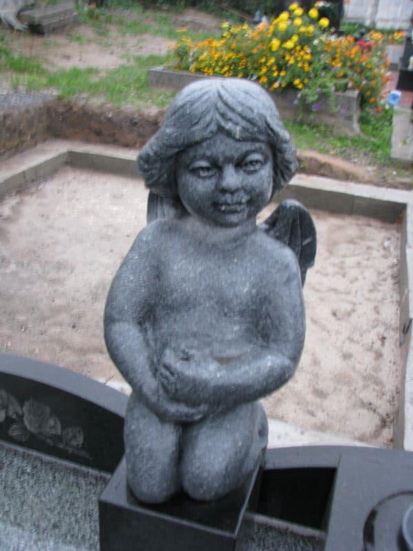 Скульптура из гранита СГ-001