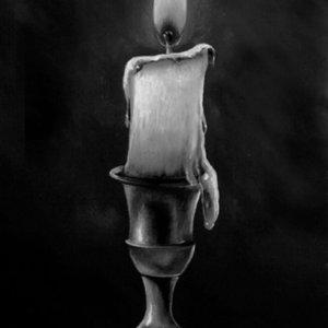 гравировка свеча 001