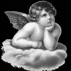 Гравировка-ангелы ГА-003