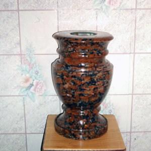 Гранитная ваза ГВ-011